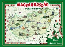 Magyarország - Puzzle könyv