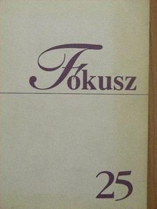 Bereck József - Fókusz 1970-1995 [antikvár]
