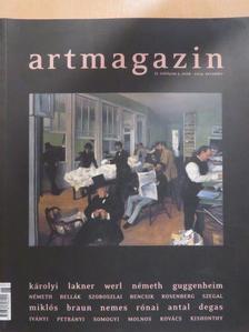 Entz Sarolta - Artmagazin 2004. november [antikvár]