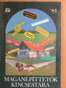 Baloghy Éva - Magánépíttetők kincsestára '81 [antikvár]