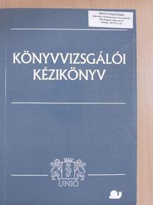 Aranyi Szilvia - Könyvvizsgálói kézikönyv [antikvár]