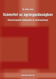 Dr.Sutus Imre - Számvitel az agrárgazdaságban