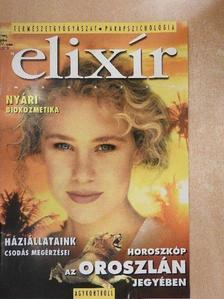 Dr. Dicsőfy Durian Endre - Új Elixír Magazin 1995. július [antikvár]