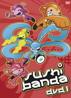 Sushi banda 1. - DVD