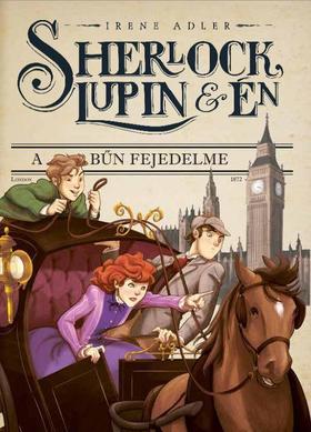 Irene Adler - Sherlock, Lupin és én 10.  - A bűn fejedelme
