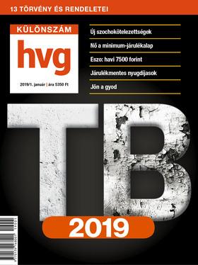 HVG KIADÓ - TB Különszám 2019