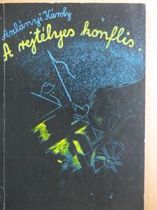 Aszlányi Károly - A rejtélyes konflis [antikvár]