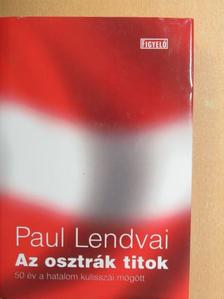 Paul Lendvai - Az osztrák titok [antikvár]