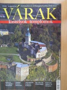 Csorba Csaba - Várak, kastélyok, templomok 2008. augusztus [antikvár]