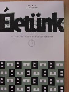 Kulin Ferenc - Életünk 2012/9. [antikvár]