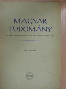 Almár Iván - Magyar Tudomány 1958. április [antikvár]