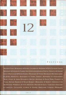 Karádi Éva - Európai Elsőkönyvesek Fesztiválja - 2011. április 19-22. [antikvár]