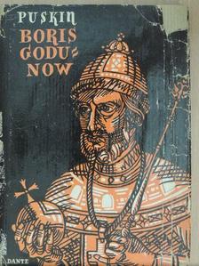 Alekszandr Puskin - Borisz Godunov [antikvár]