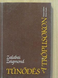 Zalabai Zsigmond - Tűnődés a trópusokon [antikvár]