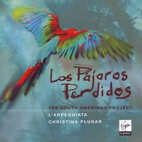LOS PAJAROS PERDIDOS CD L'ARPEGGIATA,PLUHAR,JAROUSSKY
