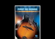 SOKOLOW, FRED - FIRST 50 SONGS YOU SHOULD PLAY ON MANDOLIN