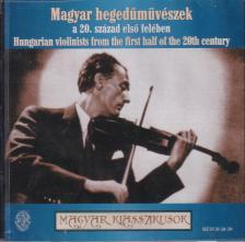 Magyar hegedűművészek a 20. század első felében
