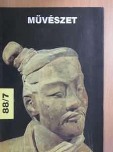 B. Malmos Balázs - Művészet 1988. július [antikvár]