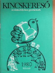 Dobcsányi Ferenc - Kincskereső 1980. február [antikvár]