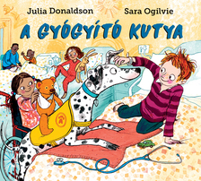 Julia Donaldson - A gyógyító kutya