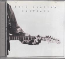 Eric Clapton - SLOWHAND CD 35th ANNIVERSARY EDITION ERIC CLAPTON