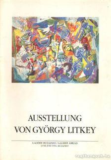 Wehner Tibor - Ausstellung von György Litkey [antikvár]