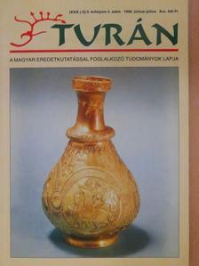 Bárdi László - Turán 1999. június-július [antikvár]