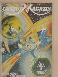 Aszlányi Károly - Lantos Magazin 1929. november 15. [antikvár]