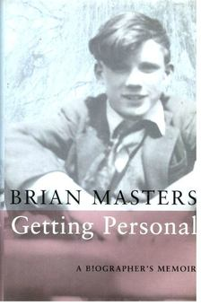 MASTERS, BRIAN - Getting Personal [antikvár]