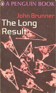 John Brunner - The Long Result [antikvár]