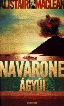 Alistair MacLean - Navarone ágyúi