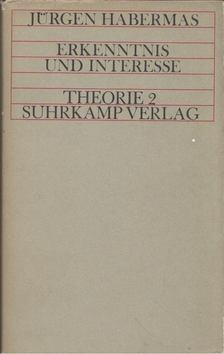 Jürgen Habermas - Erkenntnis und Interesse [antikvár]