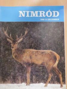 Avar Péter - Nimród 1988. december/Karácsonyi melléklet [antikvár]