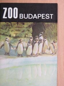 Botta István - Zoo Budapest [antikvár]