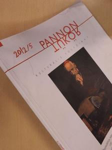 Baán Tibor - Pannon Tükör 2012. szeptember-október [antikvár]
