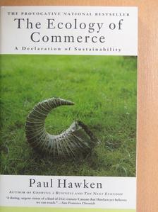 Paul Hawken - The Ecology of Commerce [antikvár]