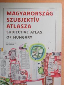 Barcza Gergely - Magyarország szubjektív atlasza [antikvár]