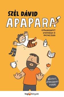 Szél Dávid - Apapara- bővített, átdolgozott kiadás