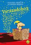 Baraczka Gergõ és az Iszkiri zenekar - Varázsdoboz - CD MELLÉKLETTEL