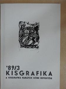 Arató Antal - Kisgrafika '89/3. [antikvár]