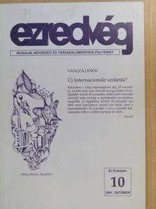 Bárányi Ferenc - Ezredvég 2001. október [antikvár]