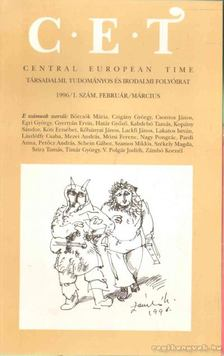 Mezei András - Central European Time 1996/1. [antikvár]