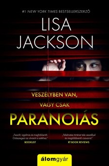 Lisa Jackson - Paranoiás [eKönyv: epub, mobi]