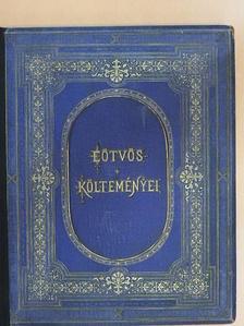 B. Eötvös József - B. Eötvös József költeményei [antikvár]