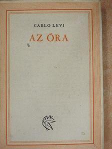 Carlo Levi - Az óra [antikvár]