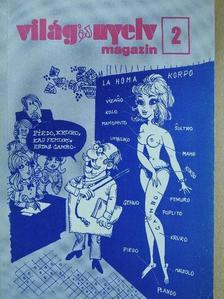 Balázs János - Világ és nyelv magazin 2. [antikvár]