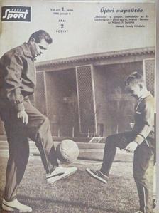 Bajnai Teréz - Képes Sport 1966. (nem teljes évfolyam) [antikvár]