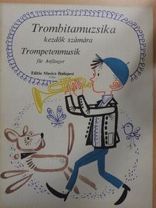 Andreas Hammerschmidt - Trombitamuzsika kezdők számára [antikvár]