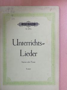Edvard Grieg - Unterrichtslieder [antikvár]