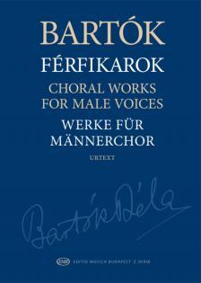 Bartók Béla - FÉRFIKAROK